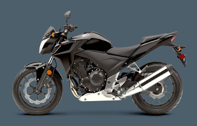 Harga dan spesifikasi Honda CB500F