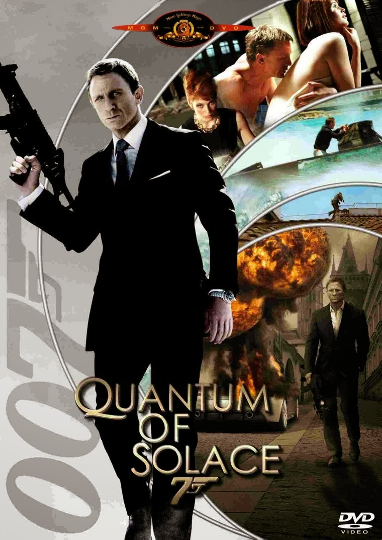 007: Quantum of Solace – Dublado (2008)