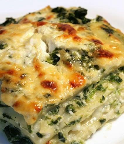 Creamy Perfection Vegetarian Lasagna with Ricotta Cheese | Cocinando ...