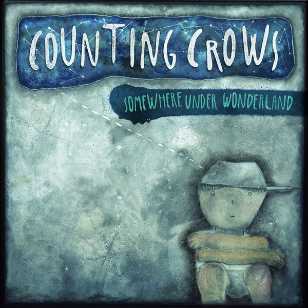 Counting Crows - Somewhere Under Wonderland (Deluxe Version) Cover
