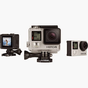 GoPro - HERO4 Silver Action Camera
