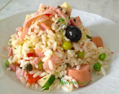 #Insalata di riso