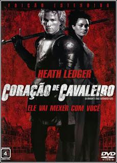 Download - Coração de Cavaleiro DVDRip - AVI - Dublado