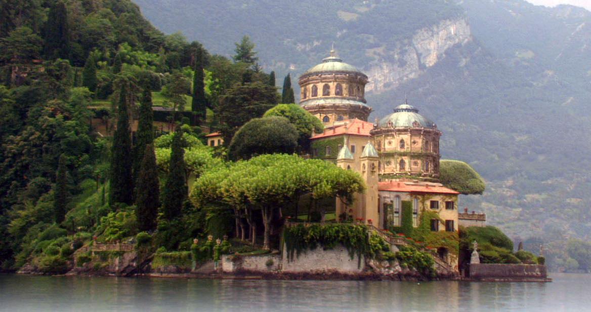 Les hinschburdin le lac de c me - La villa berkel par paul de ruiter ...