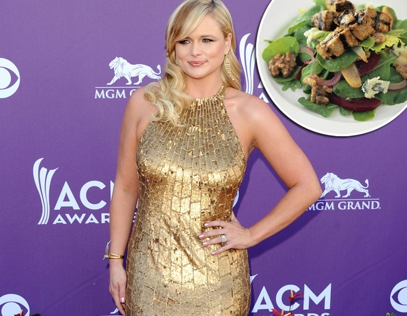 Miranda Lambert Diet And Exercise