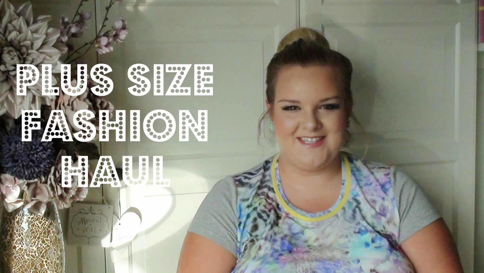 Plus Size Fashion Haul They re plus sized items from