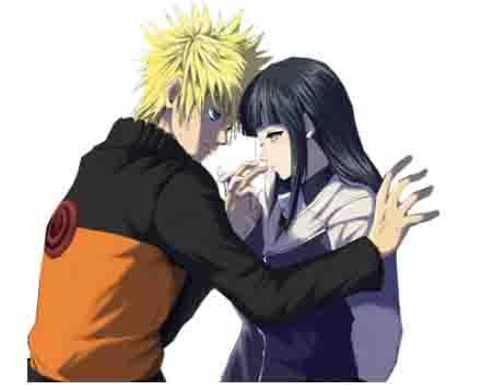Pasangan Anime Manga Yang Paling Serasi Iridescent Blog Uzumaki Naruto ...