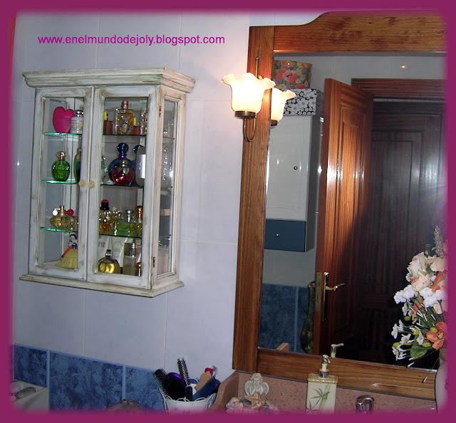 En el mundo de joly tuneo al armario de los perfumes - Mundo armario ...