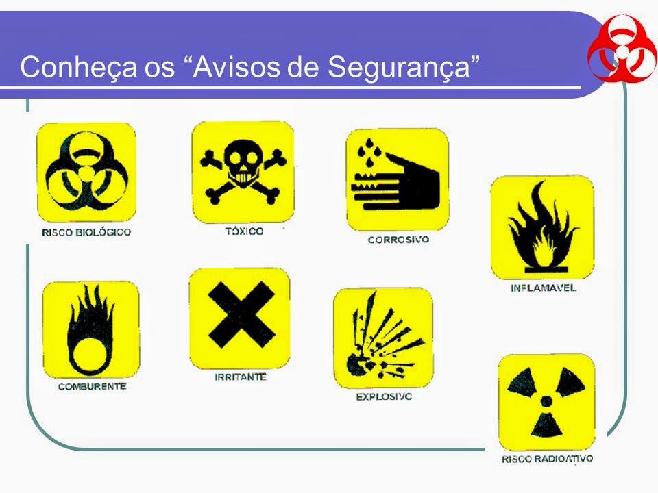 Riscos quimicos em laboratorio de analises clinicas
