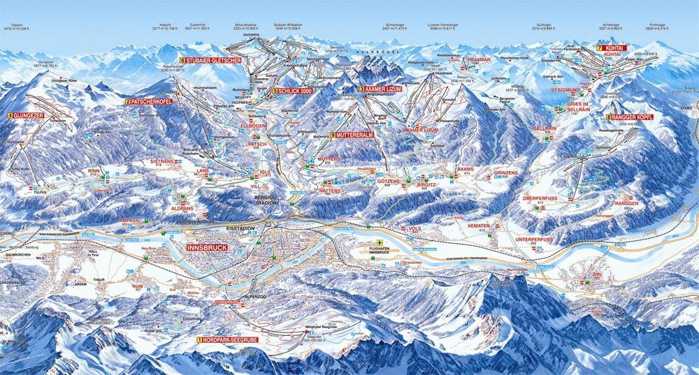 innsbruck-piste-ski-munte-austria