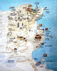 El país cartaginés