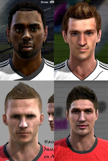 Download Premier League Facepack PES 2013 (Request)