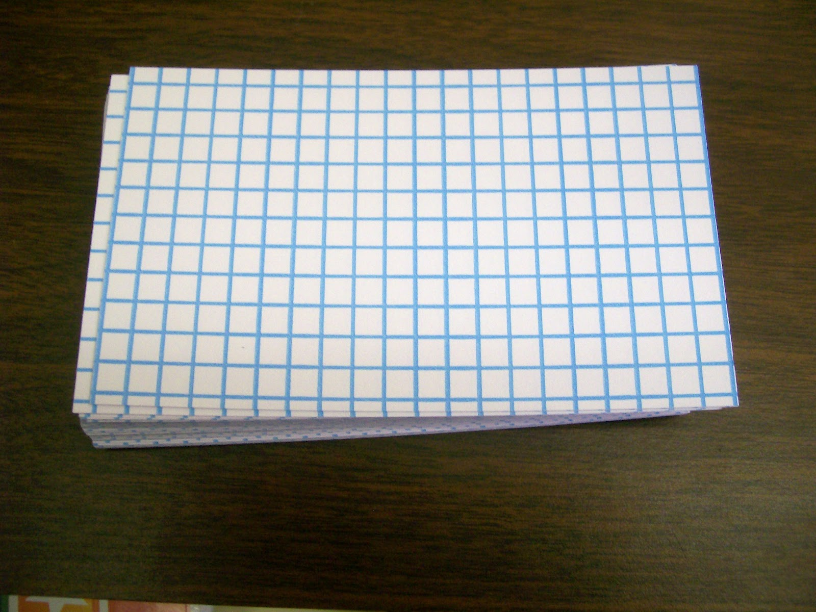 grid paper for math I prefer doing math on blank paper lined paper  do i graph on the mar  i  have accumulated 5 reams of plain copy paper and 2 reams of grid paper i use it .