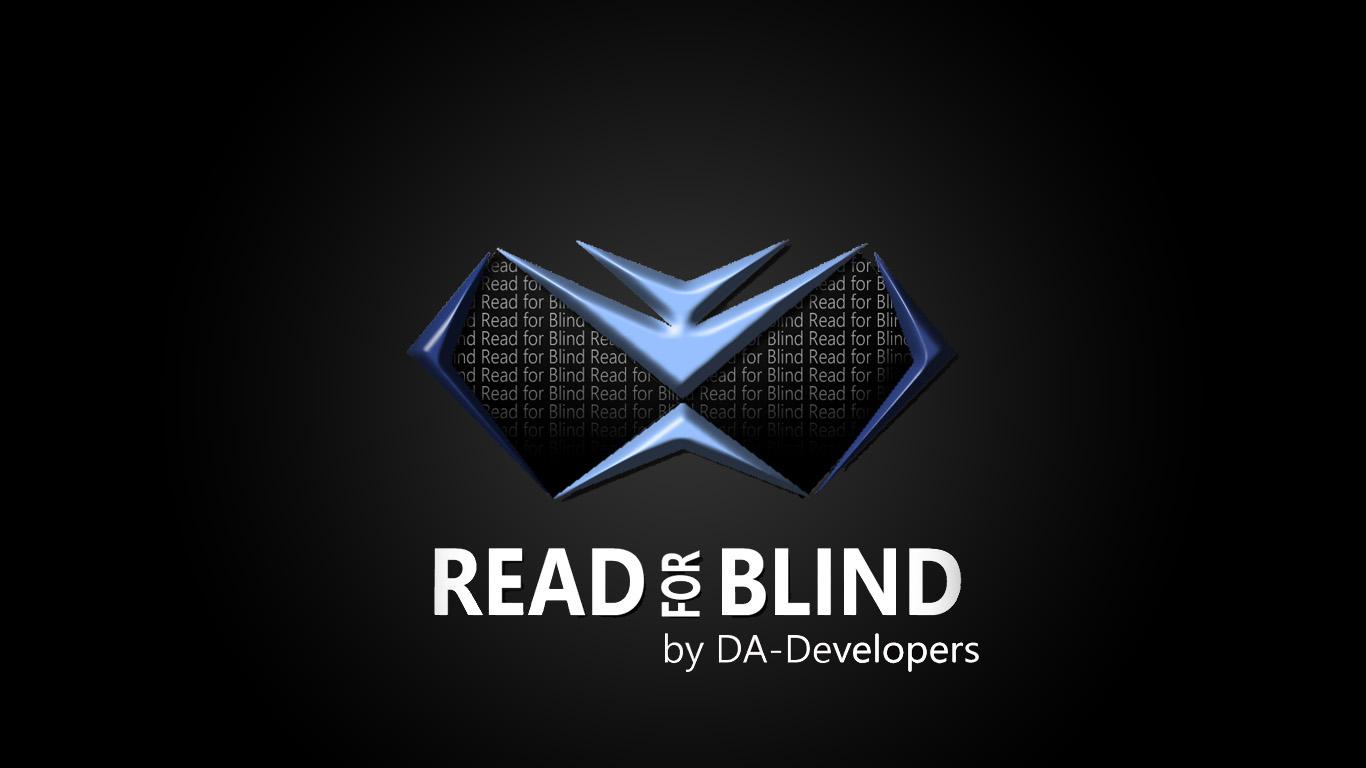 Read For Blind Splash