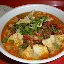 Original Recipe of Soto Betawi