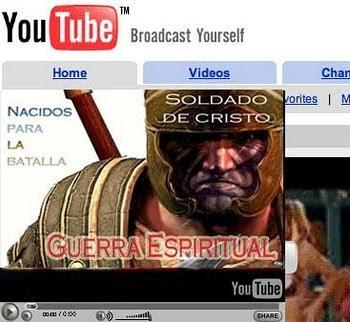 EXCELENTES CONFERENCIAS EN VIDEO DE GUERRA ESPIRITUAL CON EL Pr. JOSE CUBILLOS