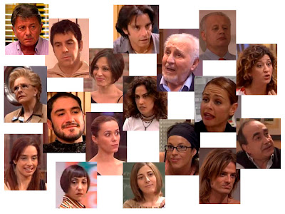 Lola Herrera, Jaime Blanch, Natalia Millán, Juan Echanove, Toni Acosta, Beatriz Rico...