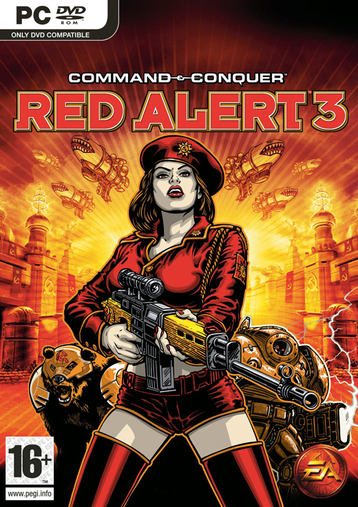 Command And Conquer Red Alert 3 Free Download Full Game ...