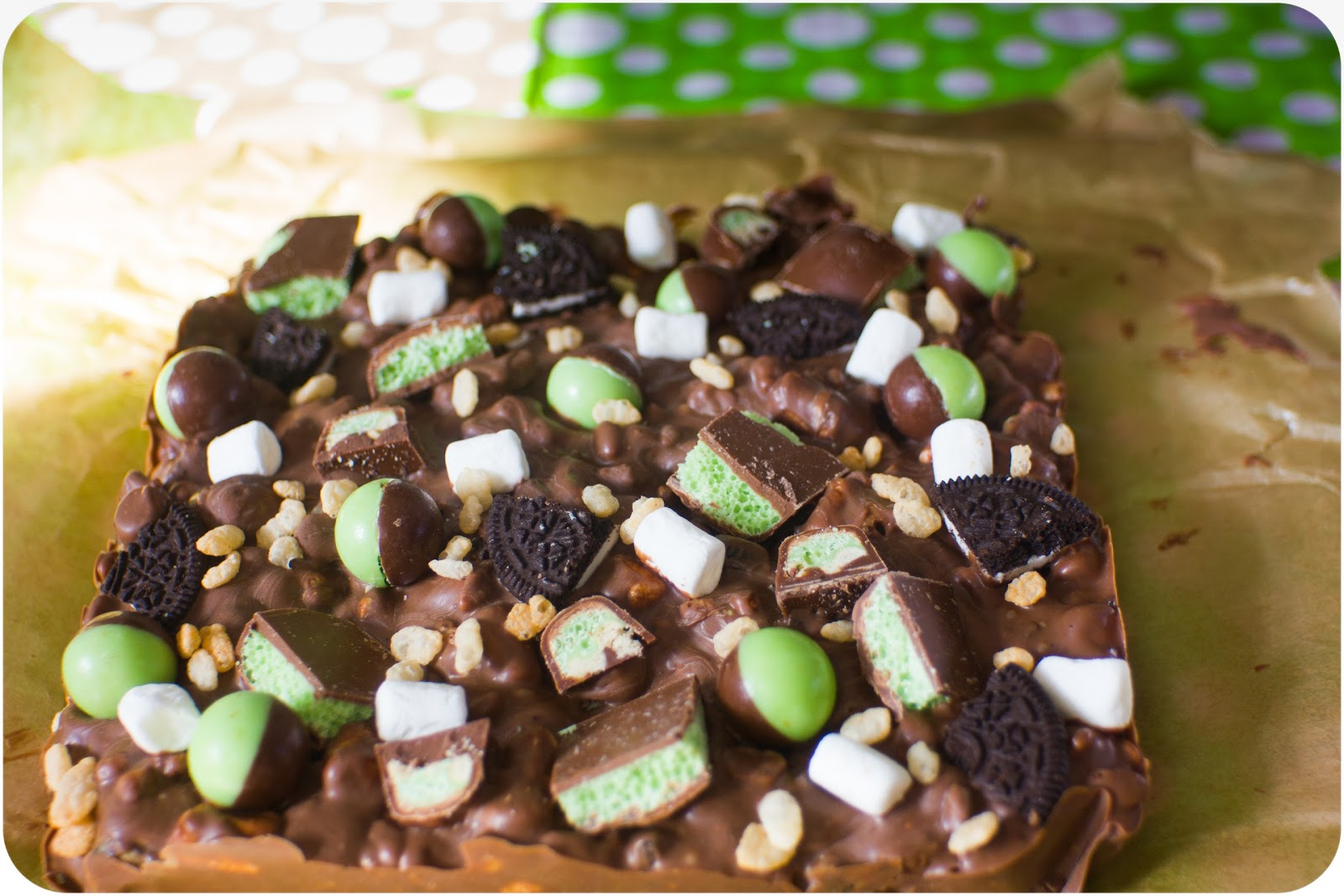 Cupcake Crazy Gem Triple Mint Aero Biscuit Rocky Road