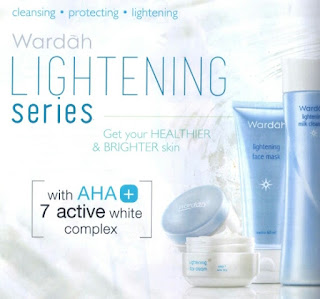 Harga Wardah Lightening Series Terbaru