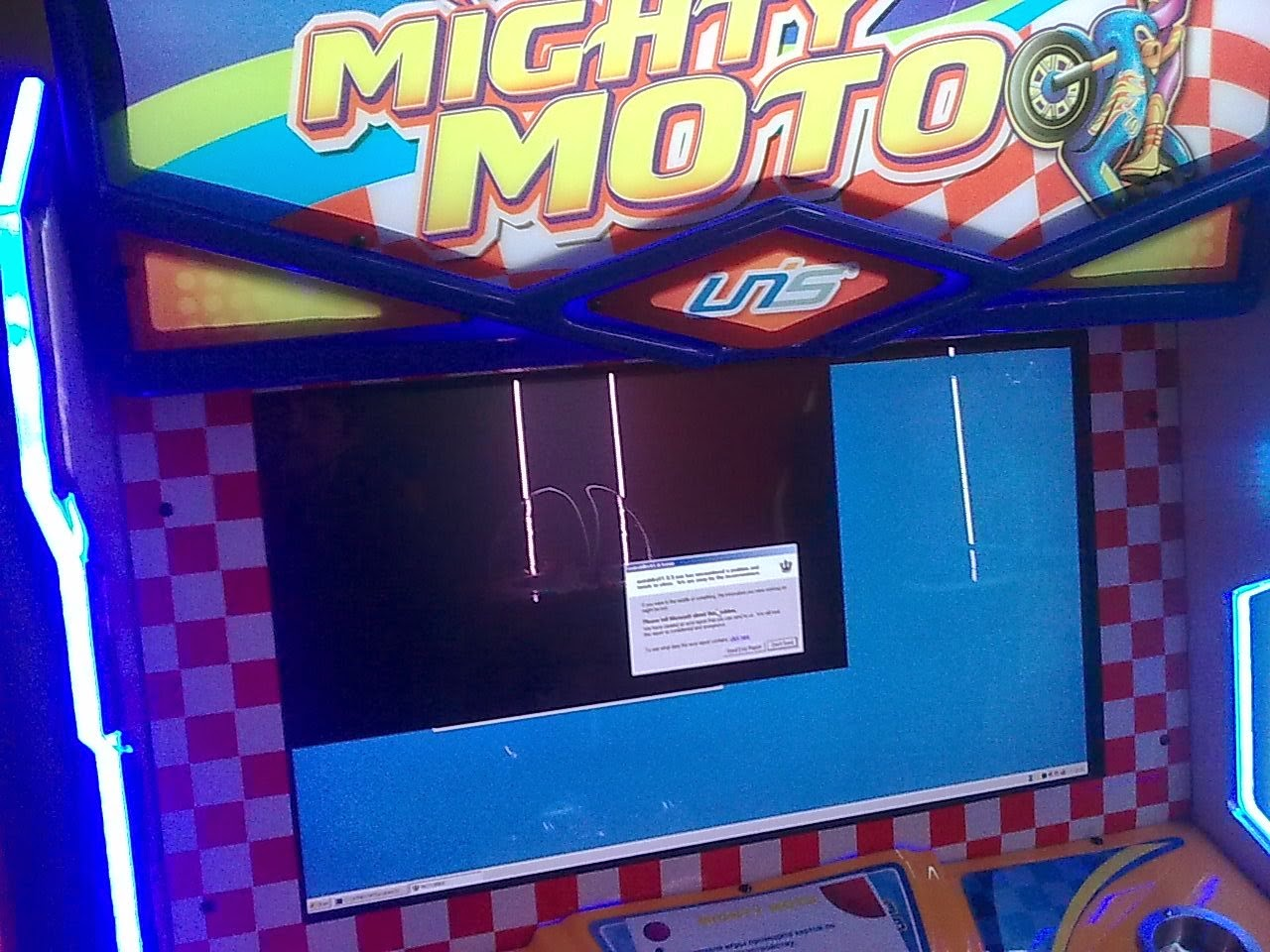 Mighty Momo Windows crash