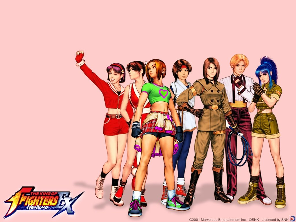 Wallpaper Atole Wallpapers Hd Kof Xiii