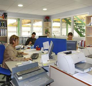 Tipos de oficinas virtuales oficinas virtuales de for Red de una oficina