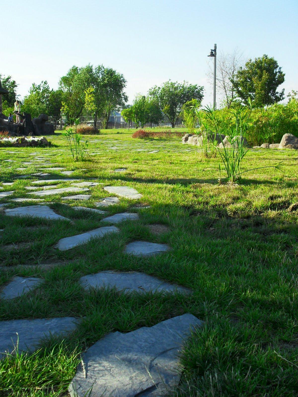 Arte y jardiner a jard n tem tico paisajista europa - Paisajista de jardines ...