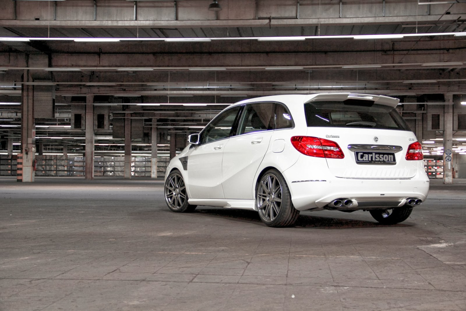 All cars nz 2013 mercedes benz b class by carlsson for Mercedes benz of tysons corner staff