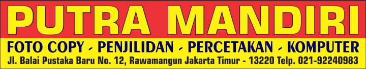Jasa Fotocopy Murah Rawamangun Jakarta Timur 24 Jam Nonstop