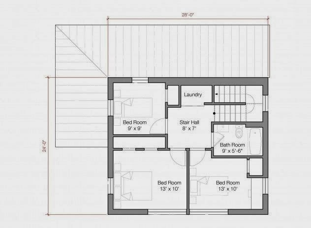 Inspired whims my dream house a modern farmhouse for Modern upstairs house plans