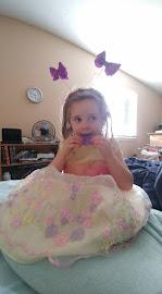 Lady Bug (age 4)