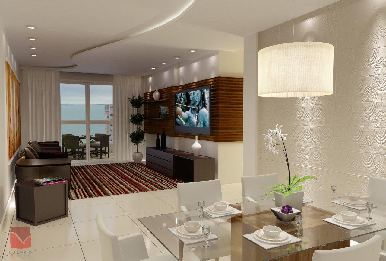 Decorao Para Sala Pequena Com Dois Ambientes Cozinha Pequena  -> Sala De Estar Pequena Dois Ambientes