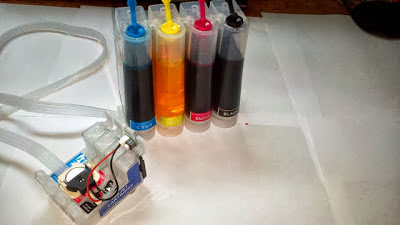 ink system Epson printers