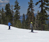 Tahoe ski resorts will open early
