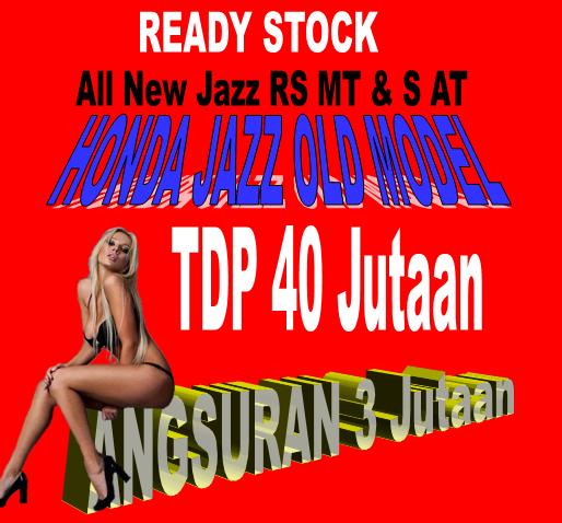 Ready Stock Honda All New Jazz 2014