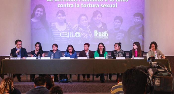 CIDH presenta caso de mujeres de Atenco a la CoIDH