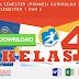 Program Tahunan (PROTA) KURIKULUM 2013 SD KELAS 4 Revisi RekomendasiTerbaru