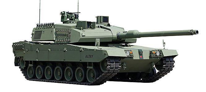 pakistan altay tank ile ilgili görsel sonucu