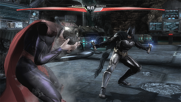Injustice Gods Among Us - Ultimate Edition Screenshot 3