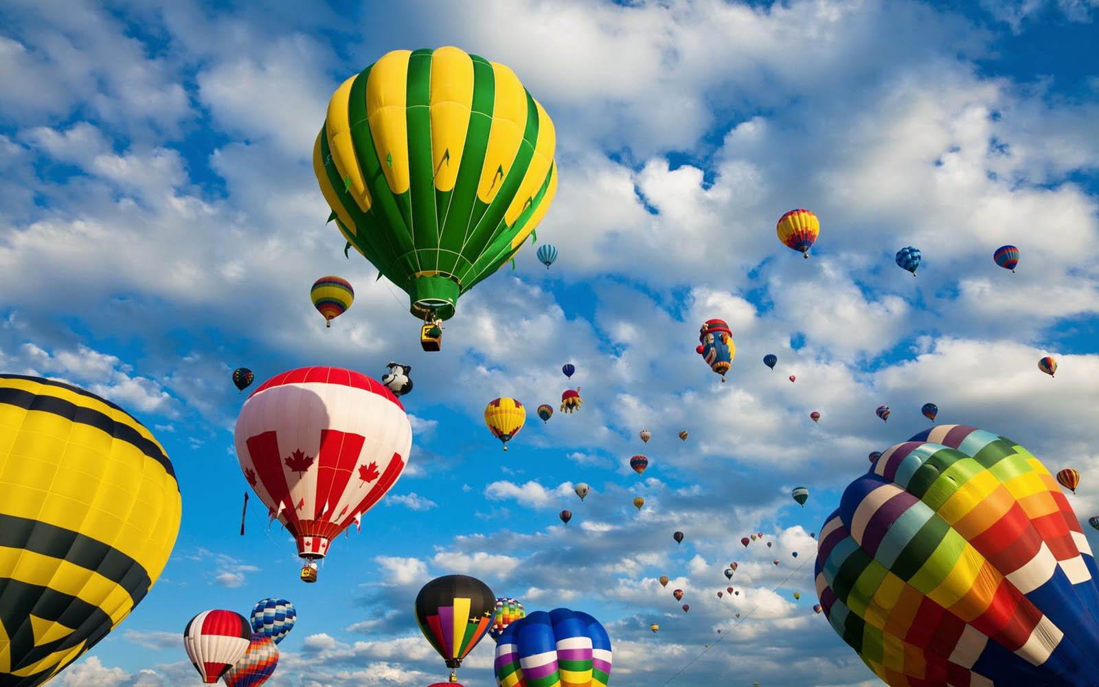 Love Wallpaper Gambar Gambar Balon Udara Yang Cantik