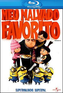 Download - Meu Malvado Favorito BluRay 1080p + 720p  Dual Áudio ( 2013 )
