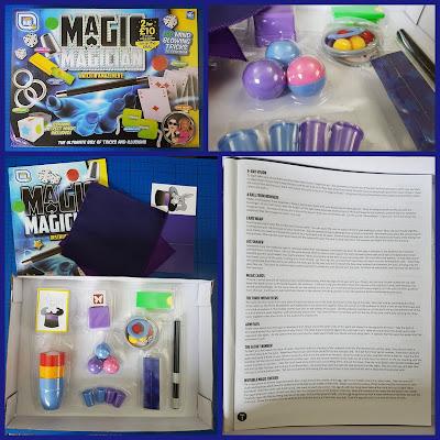 150 trick children's magic set