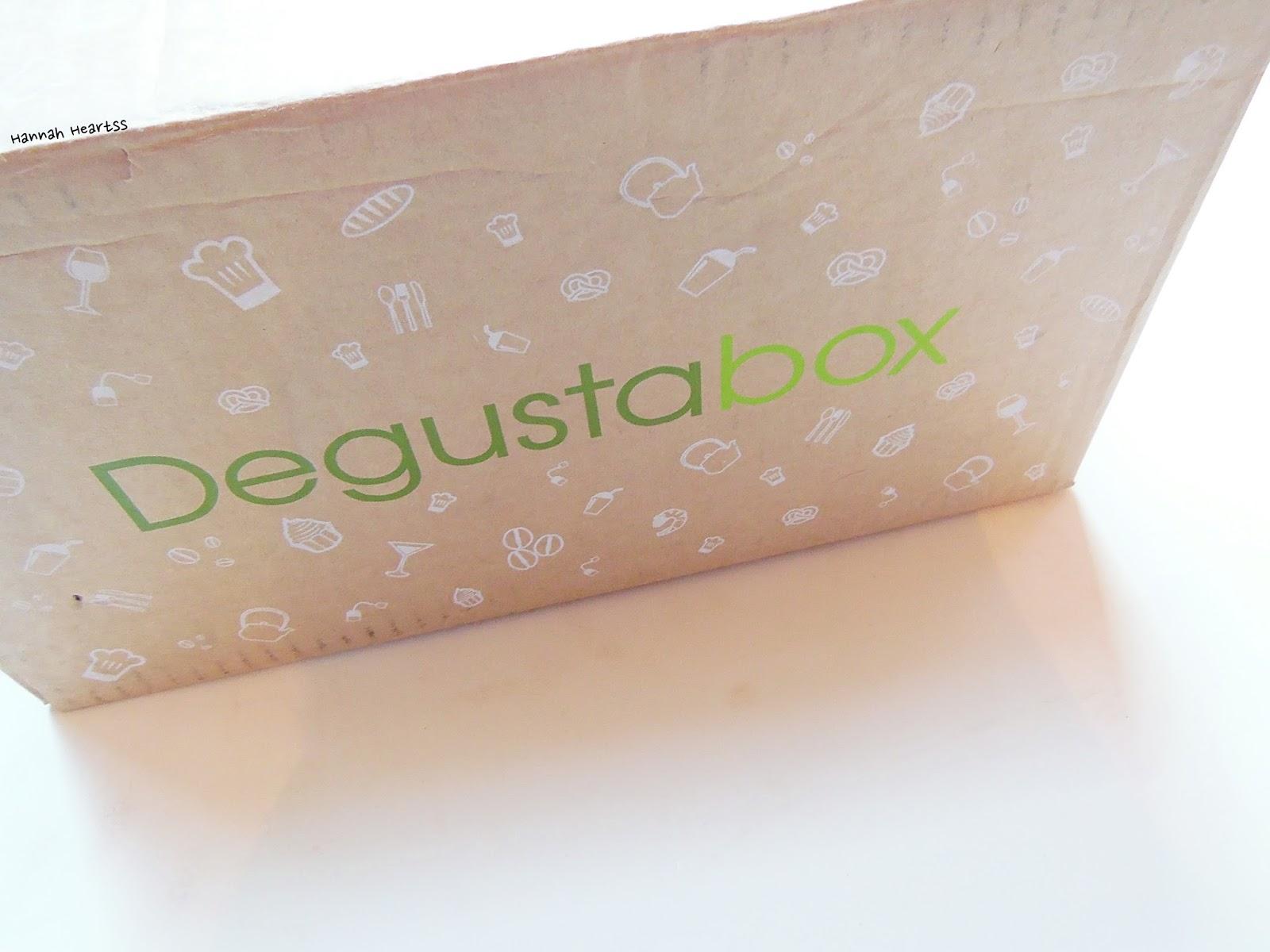 Degustabox October 2015