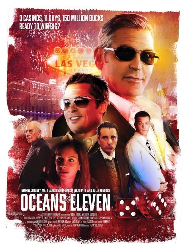 Posters de grandes películas de casino 6