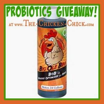 Big Ole Bid Organic Poultry Probiotics