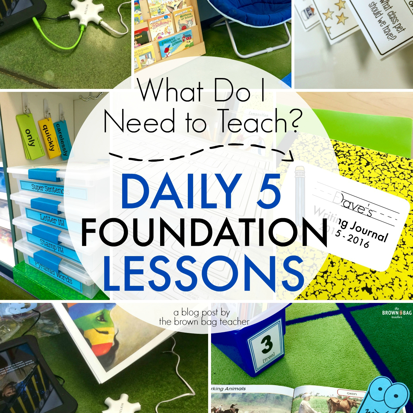 Classroom Ideas Year 7 ~ The daily in primary classrooms brown bag teacher