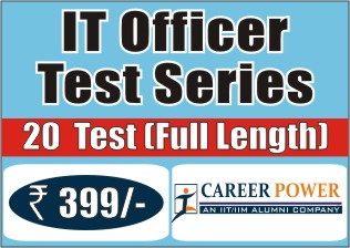 IT Officer Test Series