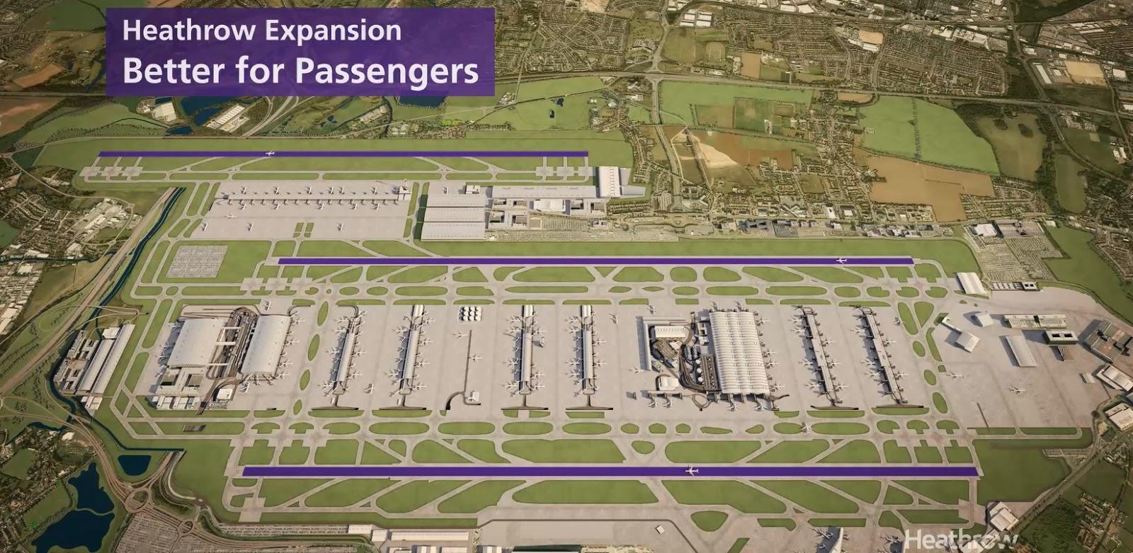 Heathrow runway slots