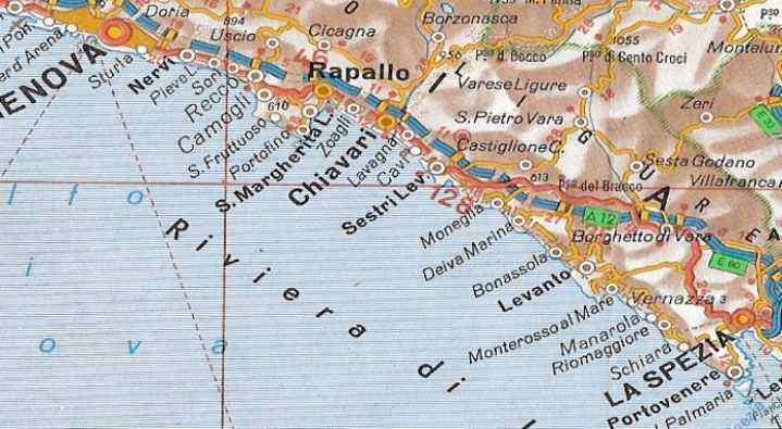 L 39 italie de michelle gastaut blogue riviera ligure la riviera di ponente - Levanto italie office du tourisme ...